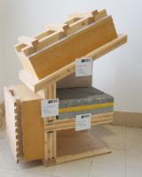 Glulam Beams - Cross Laminated Timber CLT, BBS, KLH, XLAM