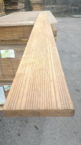 Italy Exterior Decking - Heveatech Rubber Wood LVL Outdoor Decking