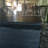 Antislip film faced marine plywood/ Antiskid Black film faced shuttering concrete formwork