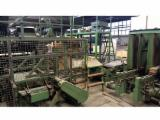 Used B+K 1990 Pallet Production Line For Sale Switzerland
