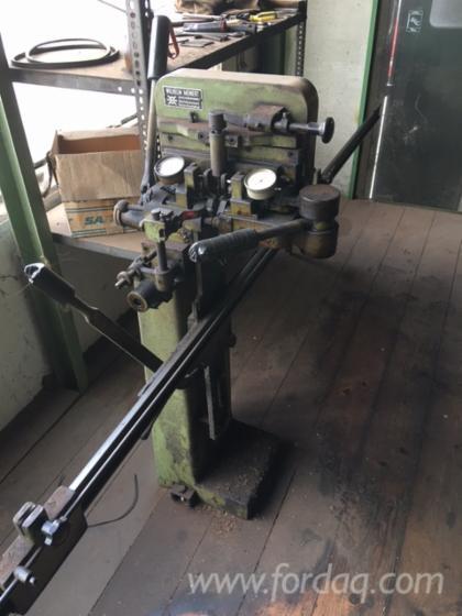 Used-MEINERT-1977-Sharpening-Machine-For-Sale