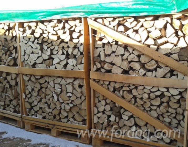 Bois de chauffage de bois dur - Aulne bois de chauffage ...