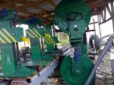 Woodworking Machinery Log Band Saw Vertical - Vertical TrakCANALI large tape