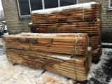 Unedged Hardwood Timber - Oak (European) Boules