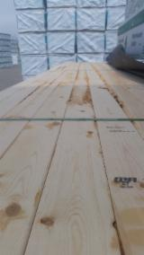 Sawn Softwood Timber  - SPF 2X4 Utility KD-HT S4S Canada
