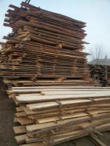 供应 - 毛边材-木材方垛,