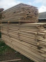 Hardwood Lumber And Sawn Timber - For sale 65m3 of edged Ash timber, AB quality