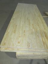 Edge Glued Panels Discontinuous Stave Glued For Sale - Furniture pаnels