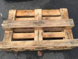 Pallets – Packaging - BUYING USED EURO PALLETS TO REPAIR