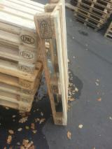 Lithuania Pallets And Packaging - Fir/Larch/Pine/Spruce Euro Pallets