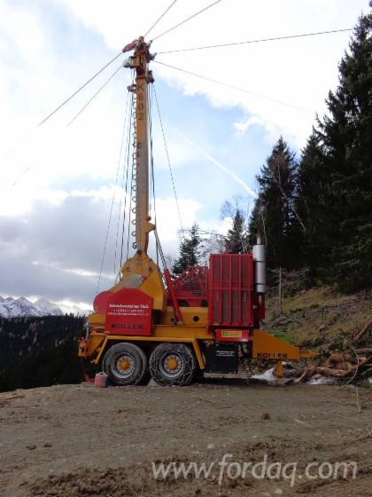 Used-Koller-602-2013-Mobile-Cable-Crane