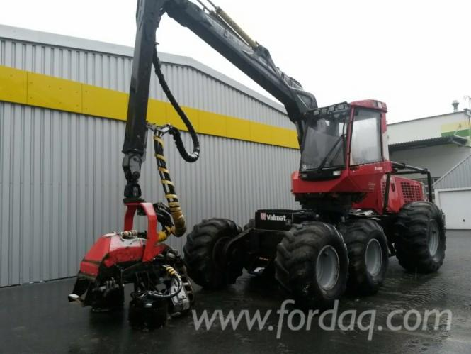 Used-Valmet---10969-H-941-1-2008-Harvester