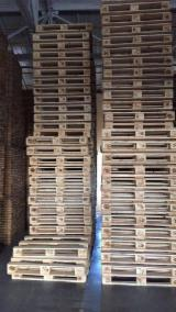 Pallets – Packaging - SELL EURO PALLETS NEW!
