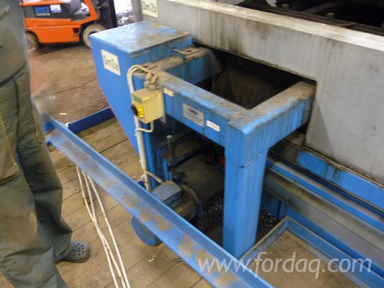 Vendo linea di produzione parquet lammella production line - Compro parquet usato ...