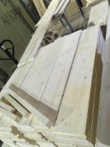 Kaufen Und Verkaufen Von Tischlerplatten - Fordaq - 1 Schicht Massivholzplatten, Tanne