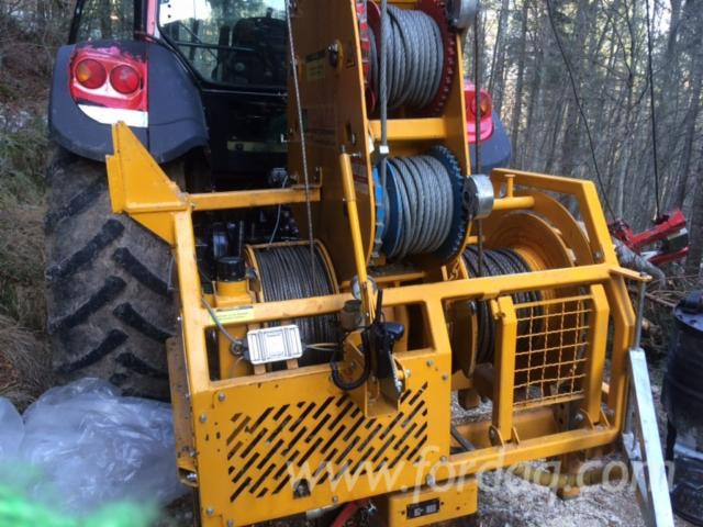 Used-Koller-K301-2013-Mobile-Cable-Crane