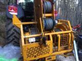 Machines Et Équipements D'exploitation Forestière - Vend Grue À Cable Mobile Koller K301 Occasion 2013 Italie