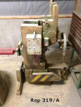 Used GILLET TO 1983 Log Band Saw Vertical For Sale France
