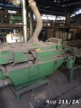 Used Ogam PO-560/D 1990 Double Blade Edging Circular Saw For Sale France