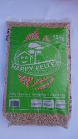 null - Wood pellets 6mm - Happy Pellet