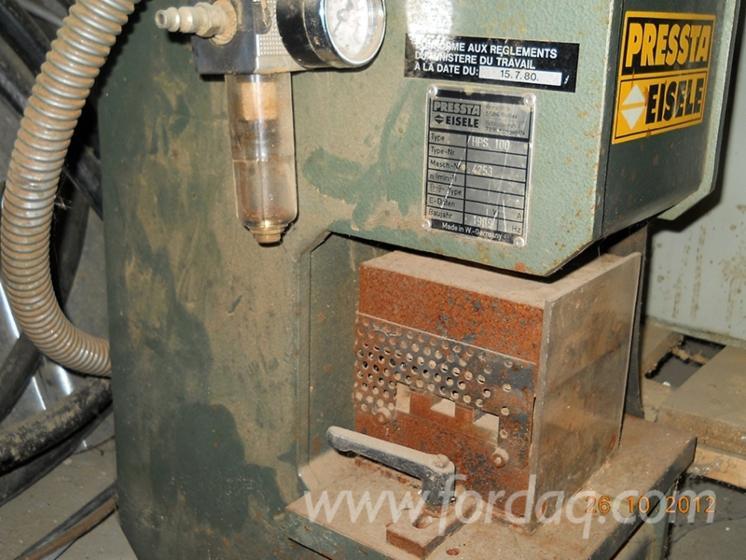 Gebraucht-Pressta-Eisele-HPS-100-1980-Pressen---Sonstige-Zu-Verkaufen