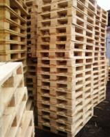 Poland Pallets And Packaging - New Euro Pallet - Epal Poland