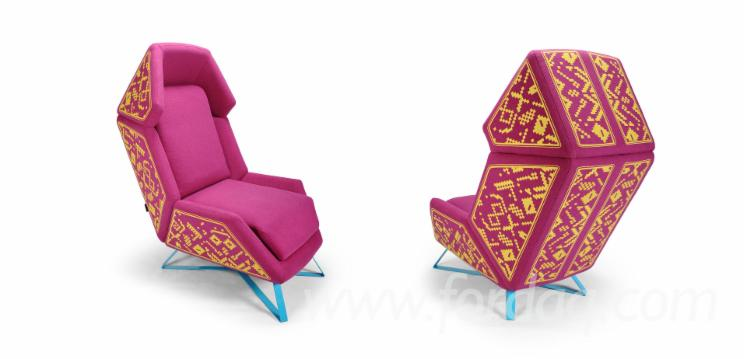 Крісла, Дизайн, 100 штук
