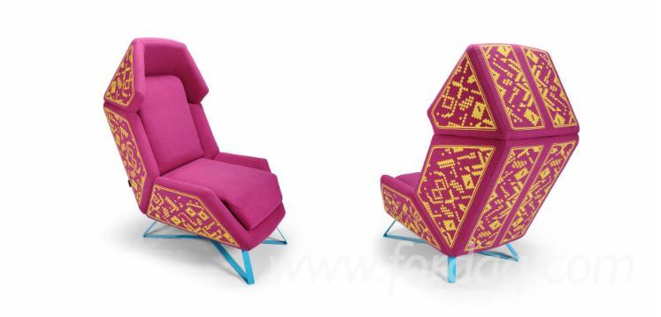 Fotelje, Dizajn, 100 komada