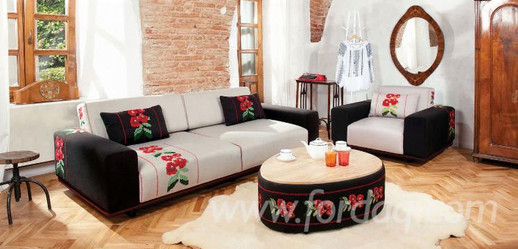 Sofa's, Ontwerp, 60 stuks