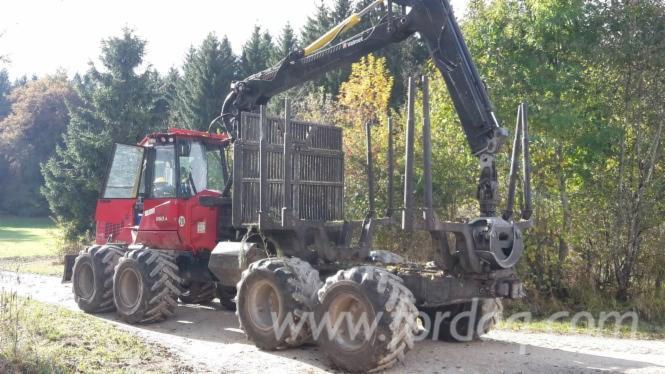 Used-Valmet---11738-H-860-4-2010-Forwarder