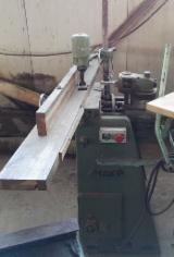 MAKA Woodworking Machinery - Used MAKA 1977 Combined Circular Saw And Moulder For Sale Romania
