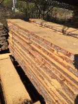 Spruce  - Whitewood Unedged Timber - Boules - Spruce Whitewood Boules 20-60mm
