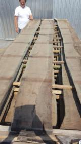 Unedged Loose Walnut Planks, AD, 52 mm