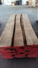 毛边材-木材方垛, 橡木, FSC
