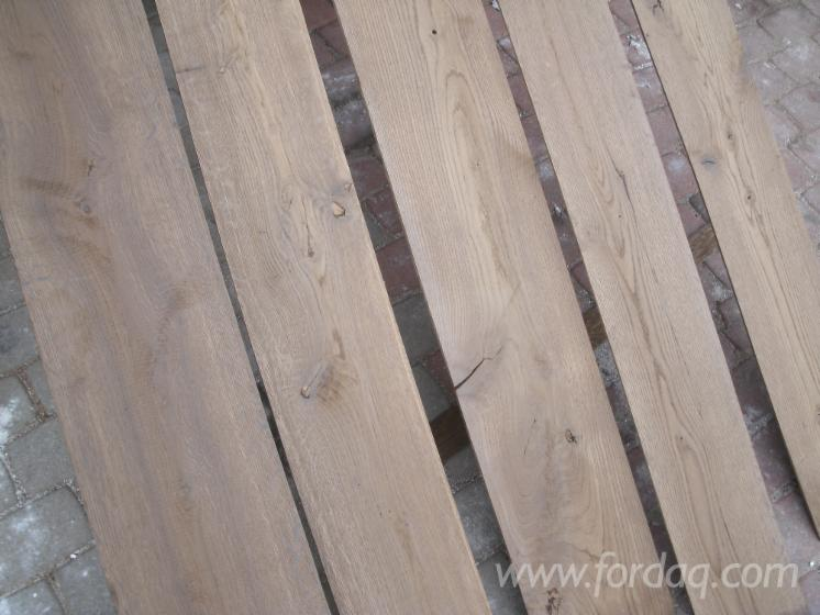 Oak Sawn Veneer For Parquet Top Layer