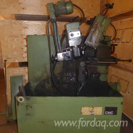 Used VOLLMER CHC-20H 1985 Sharpening Machine For Sale Germany