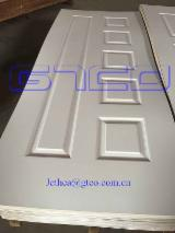 White Primer HDF/MDF moulded door skin