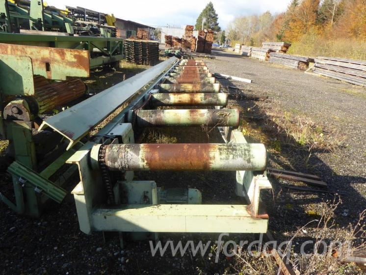 Used KK 1990 Log Handling Equipment For Sale Germany