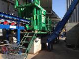 Macchine Lavorazione Legno - nastro scarico scortecciatrice