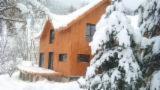Maison Bois : Madrier Empilés à vendre - Vend Maison Bois : Madrier Empilés Epicéa  - Bois Blancs Résineux Européens