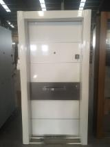 ISO-9000 Certified Finished Products - Export doors from Turkey - Chestnut