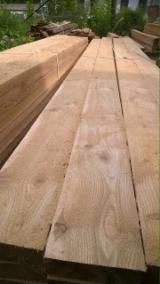 30-100 mm Fresh Sawn Siberian Larch from Russia, Altai