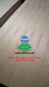Engineered Panels - China natural Ash MDF board