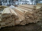 Sawn And Structural Timber Fir Spruce - Planks, beams
