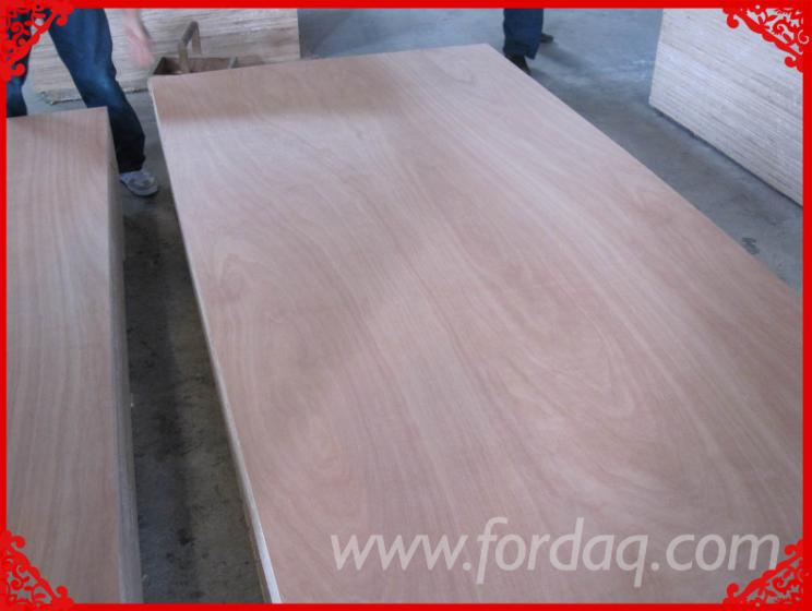 Faced plywood commercial construction packing furniture for Furniture grade plywood