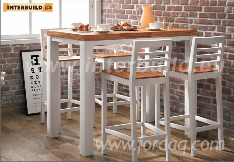 Vendez ensemble table et chaises pour salle manger design for Ensemble salle a manger design
