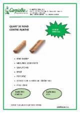 Mouldings - Profiled Timber Oak European For Sale - Oak  PEFC/FFC Mouldings from France
