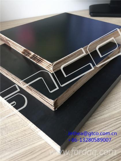 Black-film-faced-marine-plywood---concrete-formwork