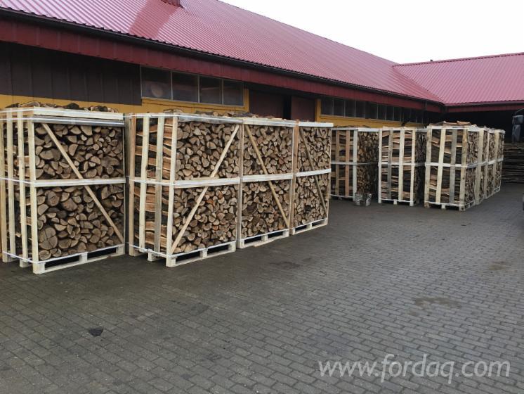 Oak-firewood-for