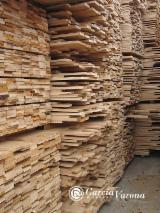 Sawn and Structural Timber - European Dry Oak Planks, KD, 27 x 155 x 2500-4900 mm